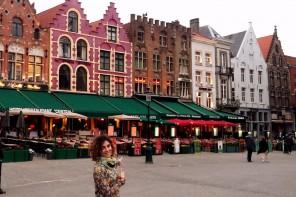 "Zamanın Durduğu Şehir ""Brugge"""